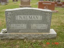 Helen <I>Curtis</I> Nauman