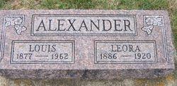 Leora Alexander