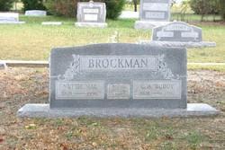 C A Brockman