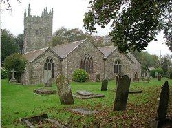 St Winnear Churchyard