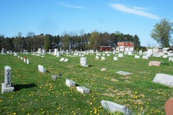 McEwensville Presbyterian Cemetery