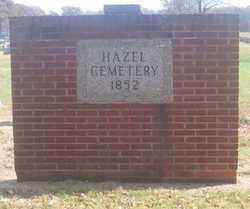 Hazel Cemetery