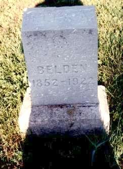 Ella <I>Robertson</I> Belden