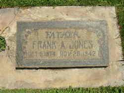 Frank Albert Jones