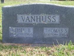 Ethel <I>Blevins</I> Van Huss