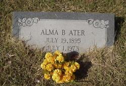 Alma B. <I>Giddens</I> Ater