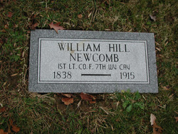 Lieut William Hill Newcomb