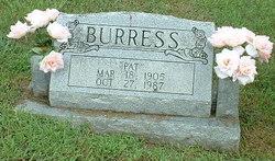 Pat Burress