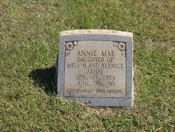 Annie Mae Ashby 1954 1961 Find A Grave Memorial