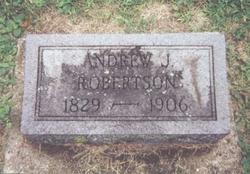 Andrew Jackson Robertson