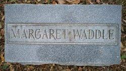 Mary Margaret <I>Lanahan</I> Waddle