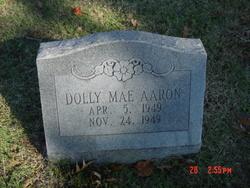 Dolly Mae Aaron