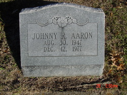 Johnny R. Aaron