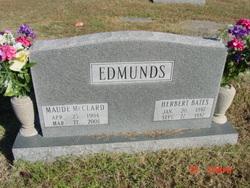Maude <I>McClard</I> Edmunds