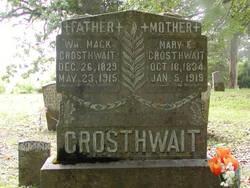 William Mack Crosthwait