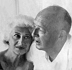 Vera Evseevna <I>Slonim</I> Nabokov