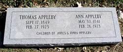 Thomas Appleby