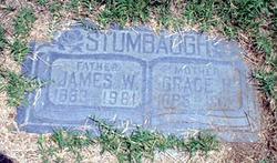 James Wood Stumbaugh