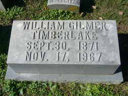 William Gilmer Timberlake