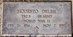 Modesto Delsie