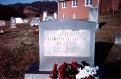 Charlotte Elouise <I>Huntsinger</I> Rogers