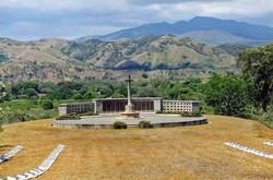 Bourail New Zealand War Cemetery