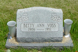 Betty Ann Voss