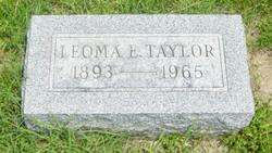 Leoma E Taylor