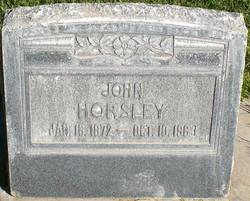 John Horsley