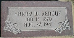 Harry Wesley Renouf