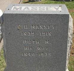 Lorenzo Dow Massey