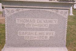 Sarah E. <I>Farmer</I> DeVaney