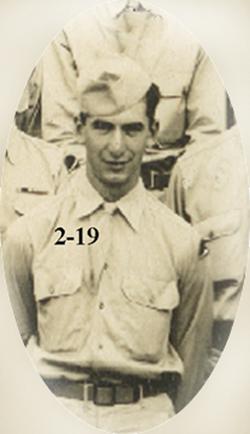 Pvt Arthur D Campagnoni