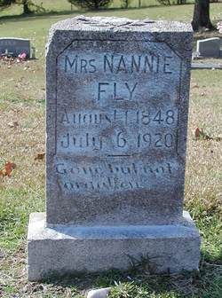 "Nancy Caroline ""Nannie"" <I>Woody</I> Fly"
