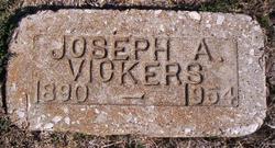Joseph Augustus Vickers