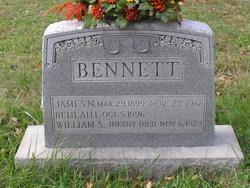 William S Bennett