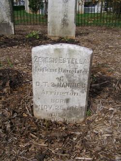 Zeresh Estell Arrington