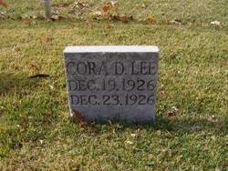 Cora D. Lee