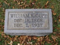 William K Cupp