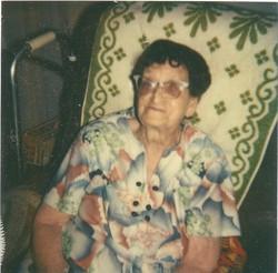 Maude Jeanette <I>Thayer</I> Gunderson