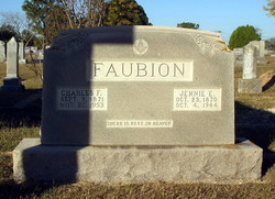 "Charles Franklin ""Frank"" Faubion"