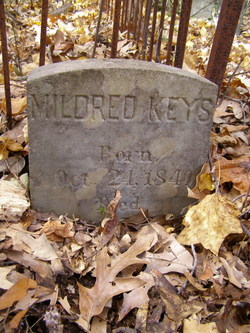 Mildred Keys