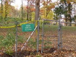 Triangle Public Cemetery