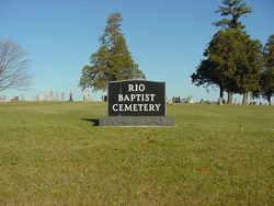Rio Baptist Cemetery