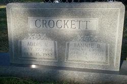 Addis V Crockett