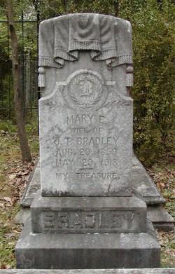 Mary <I>Earle</I> Bradley