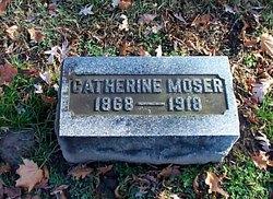 Catherine Woringay <I>Gehring</I> Moser