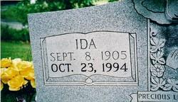 Ida Mae <I>Kidwell</I> Lamb