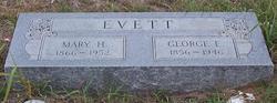 George Edward Evett