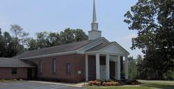 Dry Valley Baptist Church Cemetery